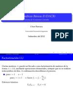 BeamerSistema de Ecuac LinealesParte2