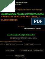 Instalacion y Equippos en Metalurgia