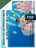 Desarrollo psicomotor del niño y la niña menor.ppt