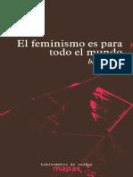 hooks, b. - El feminismo es para todo el mundo.pdf