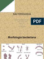 Estructura y Morfologia Bacteriana UNJ