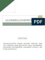 Glomerulonefritis CIKINI.pptx