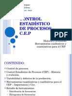 Control Estadístico de Procesos Cap 1