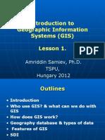 Amriddin - Intro_GIS