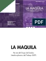 Revista La Maquila (4) Abril de 2017