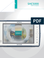 Sokkia SHC 5000 Brochure