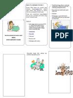 Leaflet TIFOID Pkrs