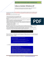 Guía Práctica de Formateo e Instalacion de Pc