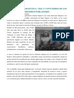 ABORIGENES DE ARGENTINA - Rocio.docx