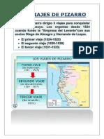 Los Viajes de Pizarro
