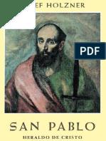 San Pablo. Heraldo de Cristo - Josef Holzner.pdf
