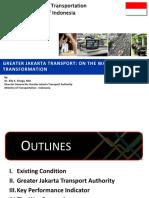 greater jakarta transport