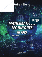 [Peter Dale]Mathematical Techniques in GIS, Second Edition (pdf){Zzzzz}.pdf