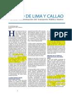 02 CESEL News Metro de Lima y Callao