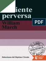 Simiente Perversa - William March