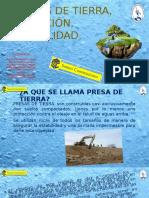 PRESAS DE TIERRA, FILTRACIÓN ESTABILIDAD.pptx