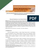 AÇÕES DOS PROFESSORES DE MATEMÁTICA DO ENSINO FUNDAMENTAL COM O USO DE JOGOS DIGITAIS