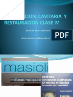 PREPARACION RESTAURACION CLASE IV.pptx