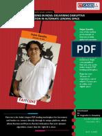 Case View with Rajat Gandhi - P2P Lending in India