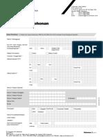 SCE Proposal Form (Individual - Bahasa)
