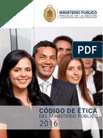 Codigo de Etica Ministerio Público