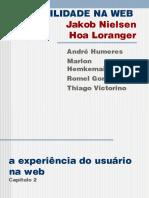 Usabilidade Na Web - Jakob Nielsen e Hoa Loranger