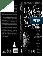 275238092-Conocer-El-Mundo-Saber-El-Mundo-Immanuel-Wallerstein.pdf