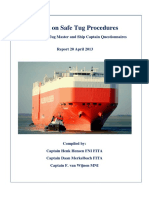 Tug ProceduresReport