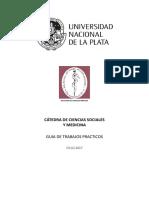 Guía de Trabajos Prácticos Ciencias Sociales y Medicina
