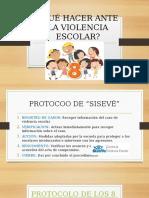 1. Protocolos Ante El Bullying