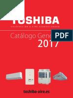 201706 Toshiba Catálogo General Aire