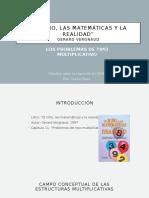 El Niño, Las Matemáticas y La Realidad - Presentación Grupo 2