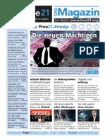 Free21 Magazin 02 2017 WEB