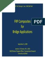 FRP Traffic Signs Steel Joint Retrofit Bridges