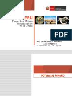 Proyectos Minero Metalurgicos 2011-2016