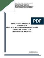 Dengue Hemorragico Pae.doc