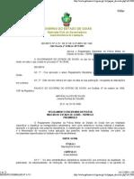 Regulamento Disciplinar Da Policia Militar de Goias