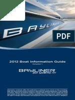 Bayliner Guide 2012