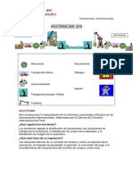 Incoterms 2000-2011 Dibujos