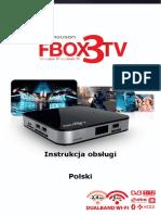 Fbox3 Tv Manual Pl v2