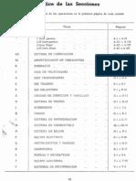Land Rover Santana Manual de Taller - Indices