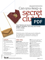 Can You Keep a Secret Clutch