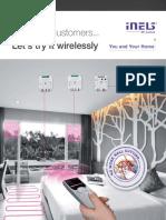 Our dear Customers..Let´s try it wireless