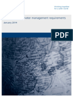 National Ballast Water Management Requirements January 2014 PDF