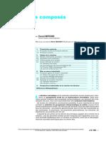 Nitration Des Composés Aromatiques