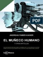 Andreas Faber-Kaiser - El Muñeco Humano y Otros Articulos