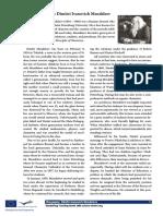 Biography Mendeleev Eng
