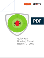 Quick Heal Threat Report Q1 2017