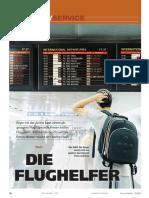 Ausgabe Nr. 25-2017 Focus-Money Fluggastrechte Test Die Flughelfer - Entschädigung Flugverspätung FV