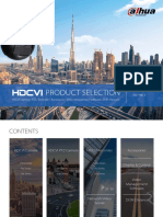 2017 V2 HDCVI Products Selection